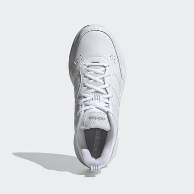 Sapatos Strutter Branco Walking