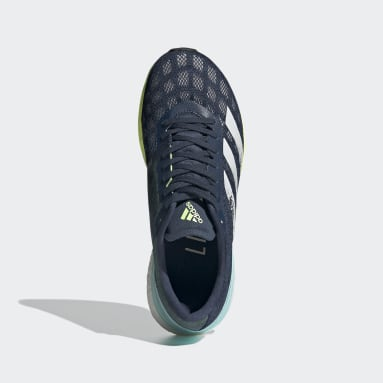 Kvinder Løb Blå Adizero Boston 9 sko