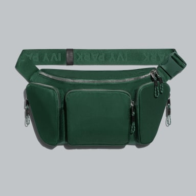Pochete Fanny Oversize Verde Originals