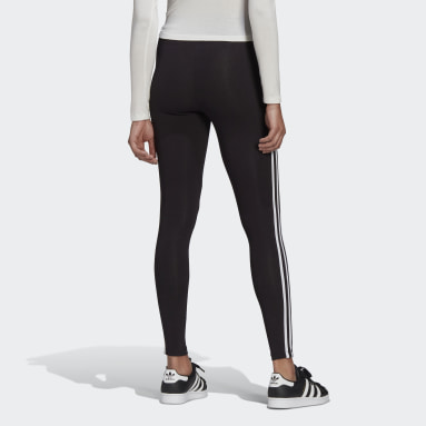 Tight adicolor Classics 3-Stripes Nero Donna Originals