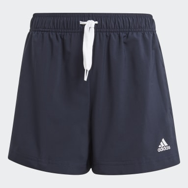Boys Sport Inspired Blue adidas Essentials Chelsea Shorts