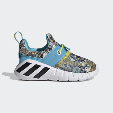 Kids Gym & Training Turquoise RapidaZen Mickey Mouse Shoes