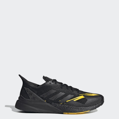 Running Black X9000L3 x Vitality Shoes