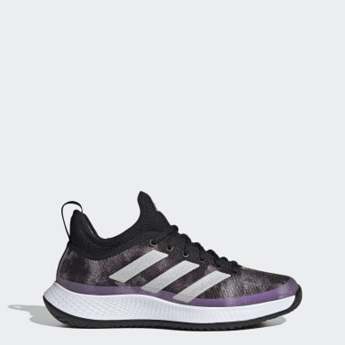 Scarpe Defiant Generation Multicourt Tennis Nero Donna Tennis