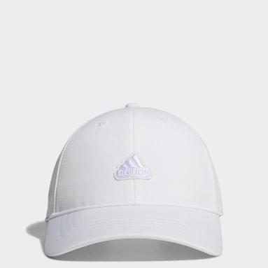 Women Golf White Color Cap