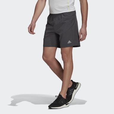 Shorts Run It Cinza Homem Running