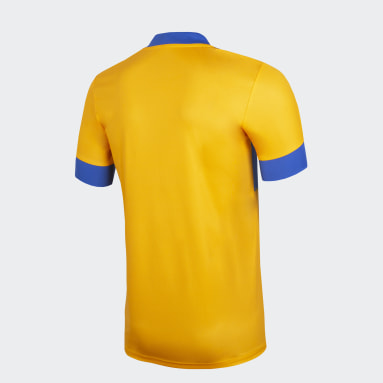 Jersey Home edición Mundial de clubes Amarillo Hombre Training
