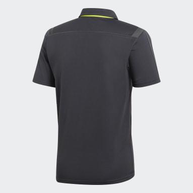 Camisa Polo CR Flamengo Cinza Homem Futebol