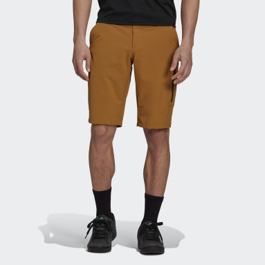 Men Five Ten Brown Five Ten Brand of the Brave Shorts