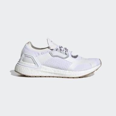 ผู้หญิง adidas by Stella McCartney สีขาว รองเท้าแตะ adidas by Stella McCartney Ultraboost