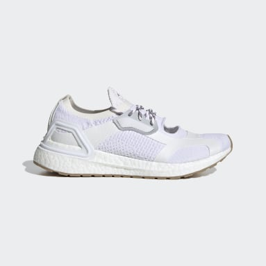 Dames adidas by Stella McCartney Wit adidas by Stella McCartney Ultraboost Sandalen