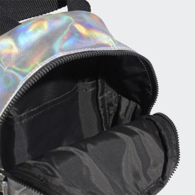 Frauen Originals Mini Rucksack Silber