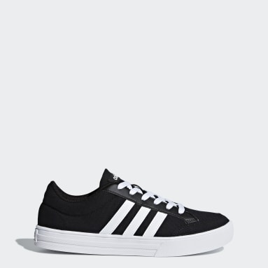 Men Sport Inspired Black VS Set Shoes