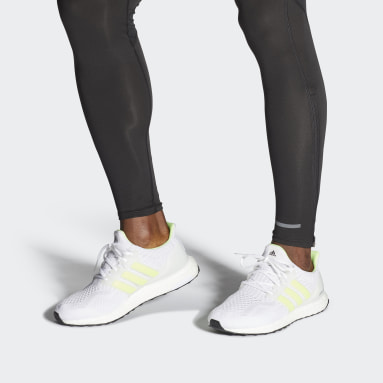 Chaussure Ultraboost 5 DNA blanc Course
