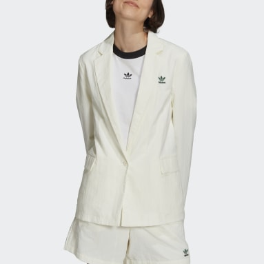 Women's Originals White Tennis Luxe Blazer