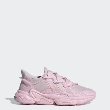 Kvinder Originals Pink OZWEEGO sko