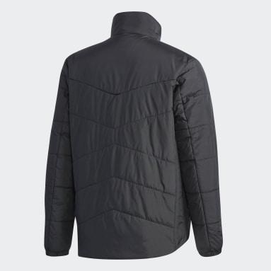 Men TERREX Black Insulated Jacket