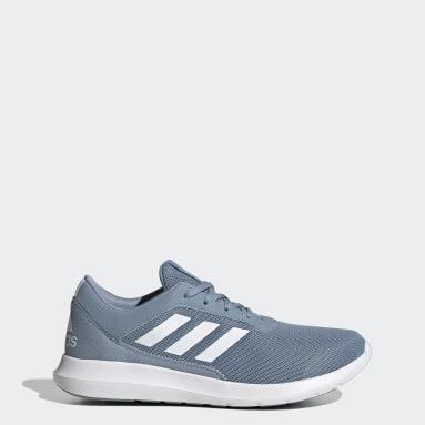 Zapatillas Coreracer Azul Mujer Running