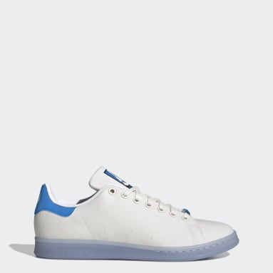 Men Originals White Stan Smith Star Wars Shoes