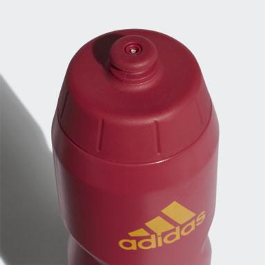 Gourde Espagne Rouge Football