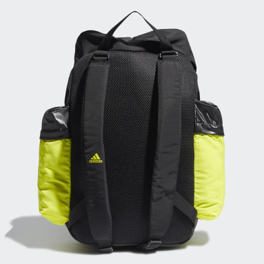 Women Volleyball Black Sports Backpack