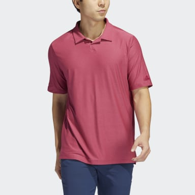 Go-To Polo Shirt Różowy