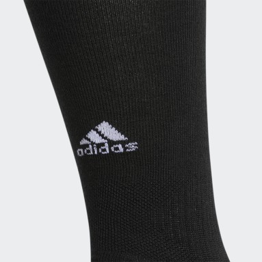 Baseball Black Utility Knee Socks