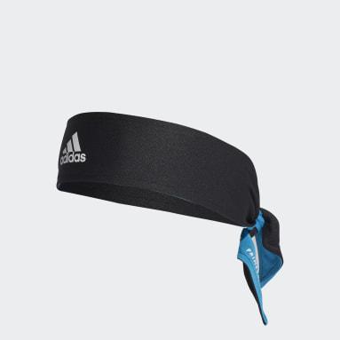 Cinta para el pelo reversible Tennis Two-Color AEROREADY Negro Tenis