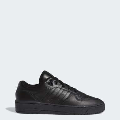 Originals Black Rivalry Low Shoes