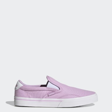 Women Sport Inspired Purple Kurin Shoes