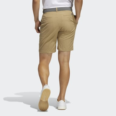 Men's Golf Beige Ultimate365 Core 8.5-Inch Shorts