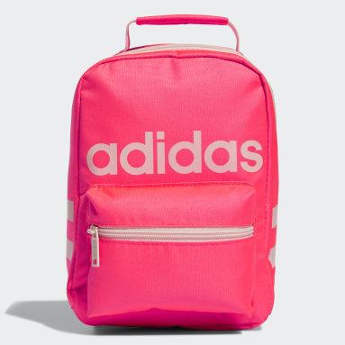 Essentials Pink Santiago Lunch Bag