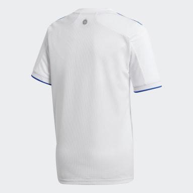 Camiseta primera equipación Leeds United FC 20/21 Blanco Niño Fútbol