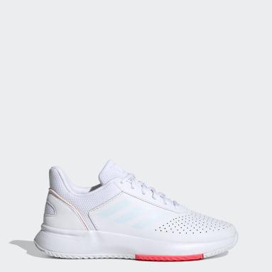 Zapatillas Courtsmash Blanco Mujer Tenis