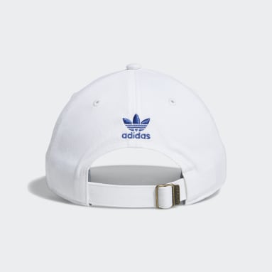 Originals White Americana Relaxed Hat