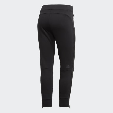 Pantaloni 7/8 ID Glory Skinny Nero Donna Sportswear