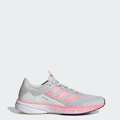 Zapatillas SL20 SUMMER.RDY Gris Mujer Running