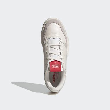 Originals White Supercourt 2.0 Shoes