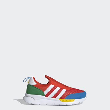 Children Originals Orange adidas ZX 360 x LEGO® Shoes