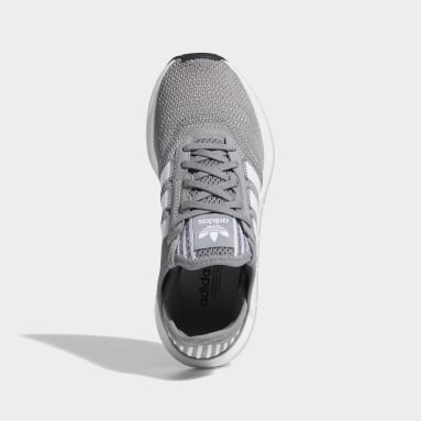 Chaussure Swift Run X Gris Enfants Originals