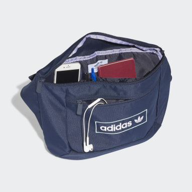 Originals Blue Waist Bag