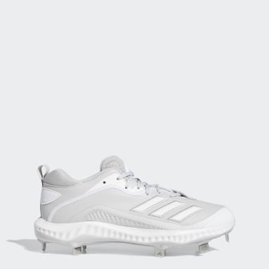 Men's Baseball Grey Icon 6 Bounce Cleats