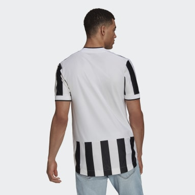 Men's Soccer White Juventus 21/22 Home Authentic Jersey