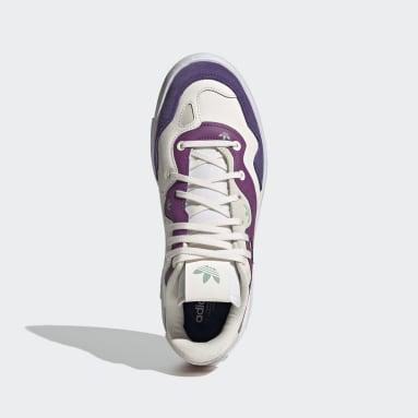 Chaussure Supercourt XX Blanc Femmes Originals
