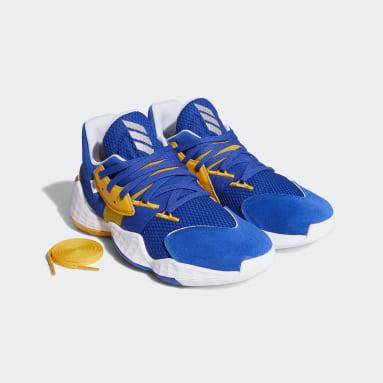Men Basketball Blue Harden Vol. 4 Su Casa Shoes