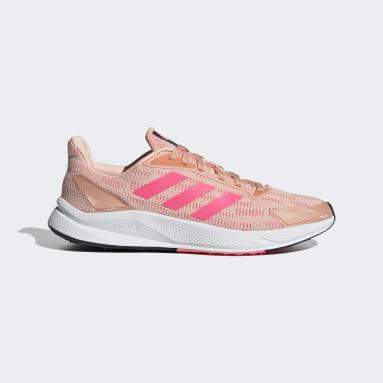 Tênis X9000L1 Rosa Mulher Running