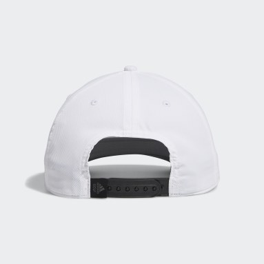 Men Golf White Tour Snapback Hat