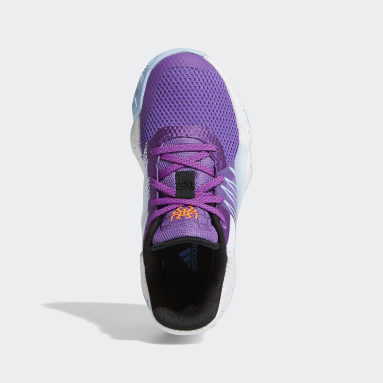 Children Basketball Purple D.O.N. Issue #1 Shoes