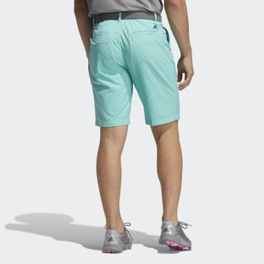 Men's Golf Green Ultimate365 Pine Print Shorts