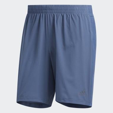 Pantalón corto Supernova Azul Hombre Running